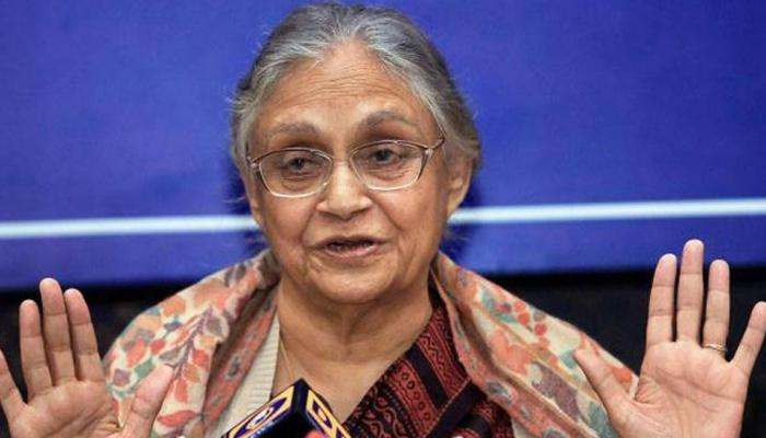 शीला दीक्षित ने कहा, 'बरसों तक की गई अनदेखी', पार्टी नेताओं को दी 'आंतरिक राजनीति नहीं करने की' नसीहत