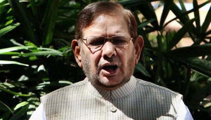 PNB घोटाला : शरद यादव ने कहा - एनडीए सरकार दे इस्तीफा