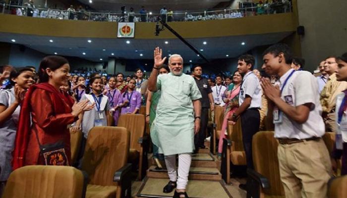 NRI ONLY: Dalit students in Himachal school made to sit separately, watch PM Modi 'Pariksha par Charcha'