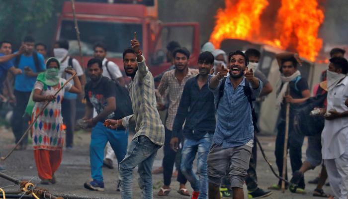 पंचकूला हिंसा: कोर्ट ने राम रहीम के 53 समर्थकों पर देशद्रोह का मामला हटाया, SIT नहीं जुटा पाई सबूत