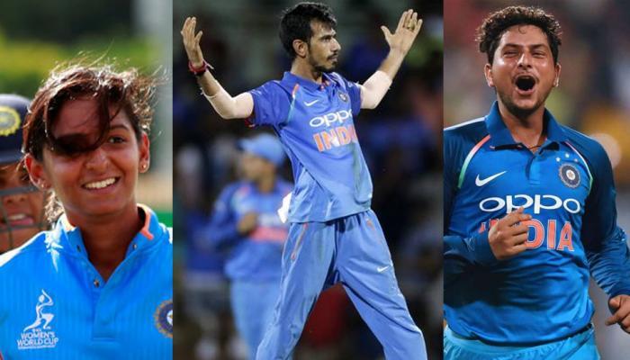 हरमनप्रीत, कुलदीप और युजवेंद्र को ईएसपीएनक्रिकइन्फो अवॉर्ड
