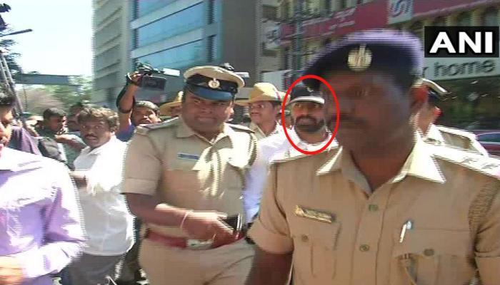 रेंस्टोरेंट में मारपीट करने वाले कांग्रेसी नेता ने किया सरेंडर, बीजेपी ने किया था प्रदर्शन