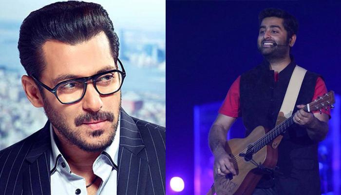 क्या? झूठी हैं सलमान खान की अरिजीत सिंह से नाराजगी की खबरें!