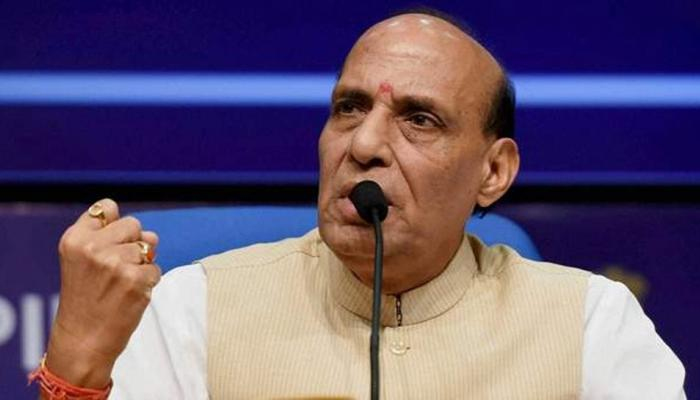 'आप' विधायकों की दिल्ली मुख्य सचिव से हाथापाई, राजनाथ सिंह ने कहा- इंसाफ होगा