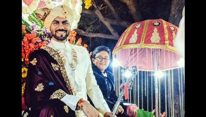 गुपचुप की शादी, अब इंस्टाग्राम पर पहली बार गौरव चोपड़ा ने शेयर की PHOTO
