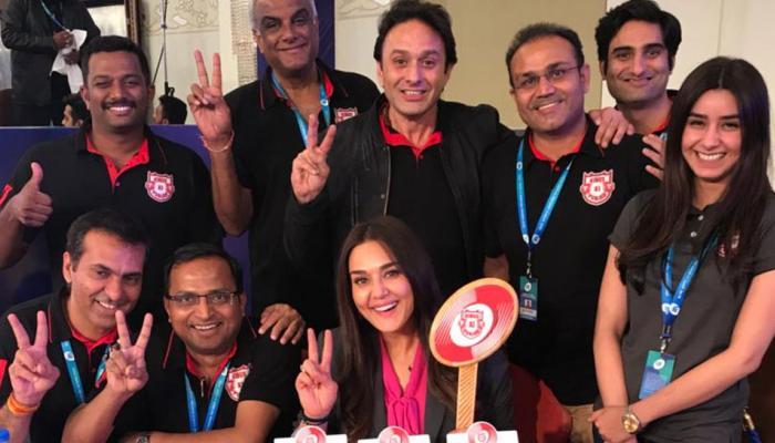 IPL 2018 में प्रीति-नेस ने साथ लगाई बोली, अब फिर बढ़ सकती है तनातनी