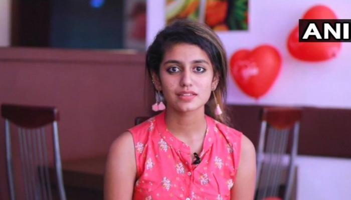 सुप्रीम कोर्ट ने दी प्रिया प्रकाश को राहत, सभी कानूनी मामलों पर लगाई रोक