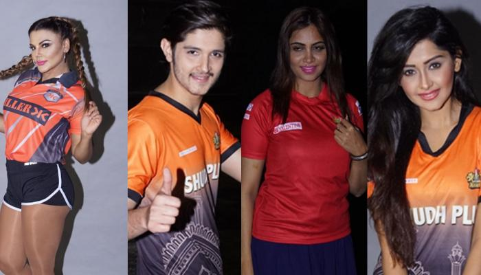 Box Cricket League : This stars glamoured the Photoshoot of Goa Killers team
