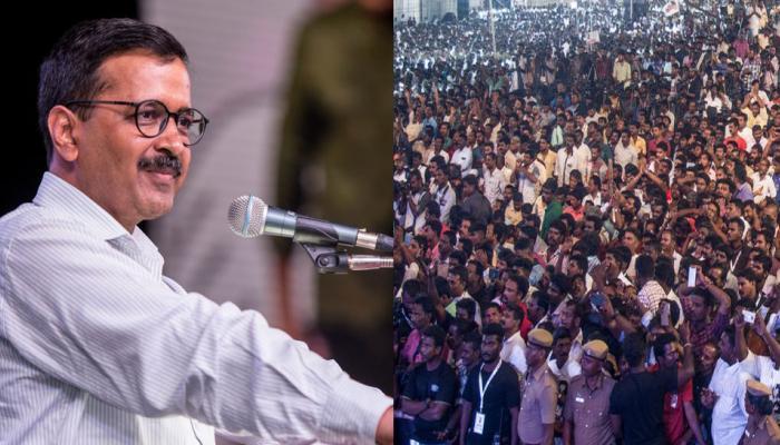 दिल्ली ने BJP और Congress को नकार दिया, अब तमिलनाडु में होगी क्रांति : अरविंद केजरीवाल