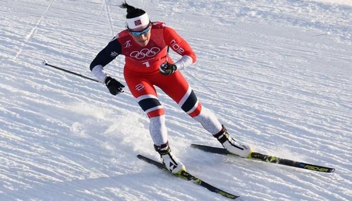 विंटर ओलंपिक 2018: सबसे ज्यादा पदक जीतने वाली खिलाड़ी बनीं नॉर्वे की मैरिट बोयरगेन