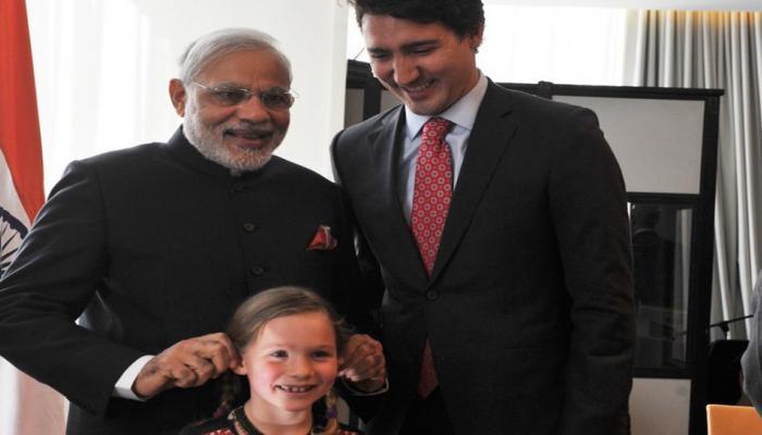 कनाडा के पीएम से शुक्रवार को मिलेंगे प्रधानमंत्री मोदी, पोस्ट की एक खास तस्वीर