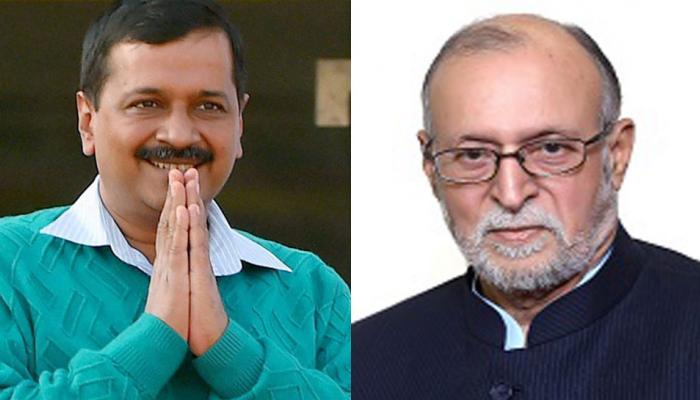 CM अरविंद केजरीवाल ने LG से की मुलाकात, कहा- अब नहीं होंगी इस तरह की अप्रिय घटनाएं