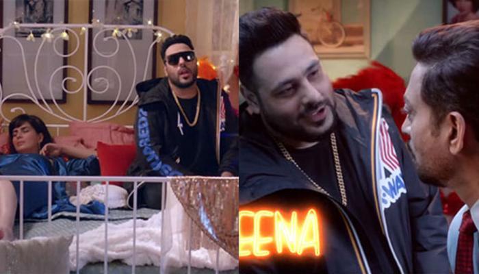 'ब्लैकमेल' का पहला गाना 'हैप्पी-हैप्पी' हुआ रिलीज, कुछ इस अंदाज में दिखें इरफान खान