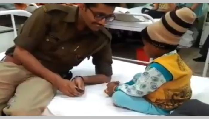 VIDEO: पुलिस ने 6 साल की बच्ची के लिए किया ऐसा काम कि दुनिया भी कर रही 'सलाम'