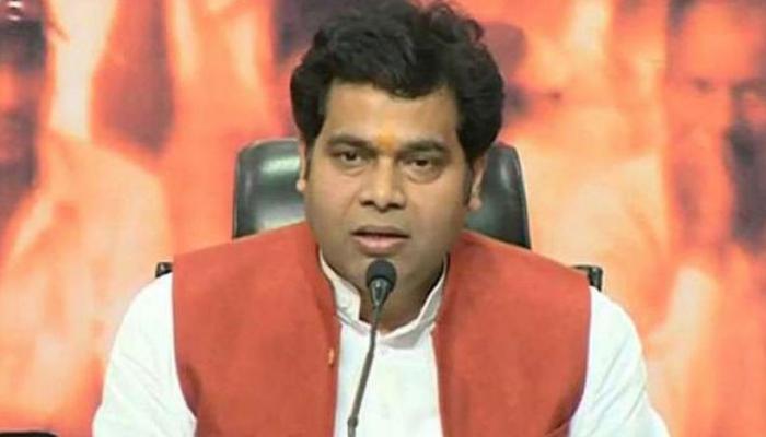 श्रीकांत शर्मा ने बोला कांग्रेस पर हमला, कहा- राहुल गांधी खुद फ्रॉड में फंसे हुए हैं