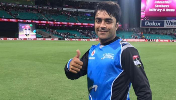 राशिद खान ने बनाया नया कीर्तिमान, सबसे कम उम्र में बने कप्तान