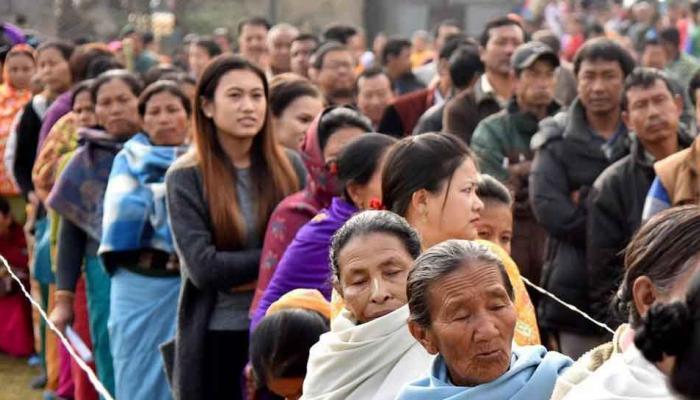 मेघालय चुनाव मैदान में नेताओं के परिजनों को अहम स्थान