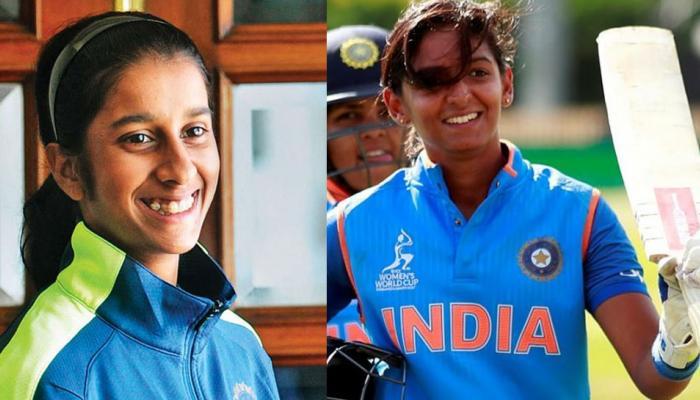 कप्तान हरमनप्रीत ने की उस 17 साल की लड़की की तारीफ, जिसके फैन हैं सचिन तेंदुलकर