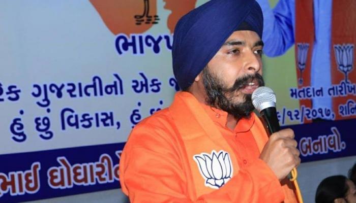 दिल्ली BJP के प्रवक्ता ने कहा 'कार्ति चिदंबरम तो झांकी है, सोनिया, रॉबर्ट बाकी हैं'