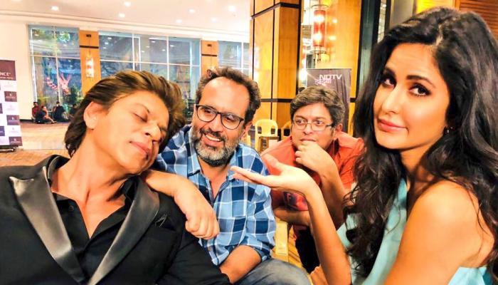 ZERO: शाहरुख खान ने कैटरीना कैफ के साथ शेयर की PIC, हुई वायरल