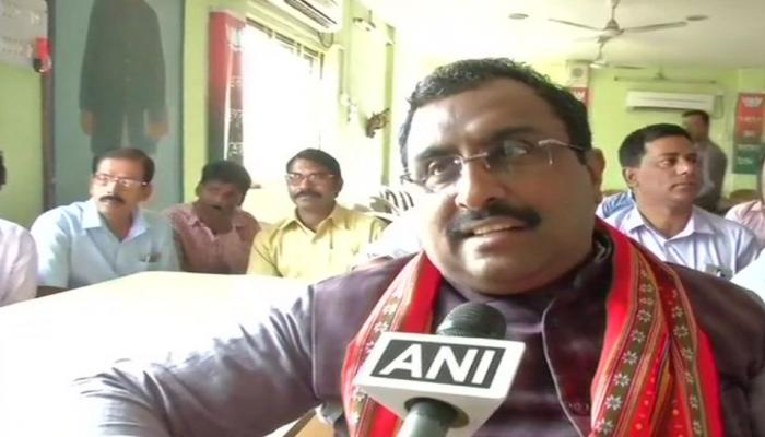 'त्रिपुरा में पीएम मोदी और अमित शाह की मेहनत रंग लाई' : BJP महासचिव राम माधव