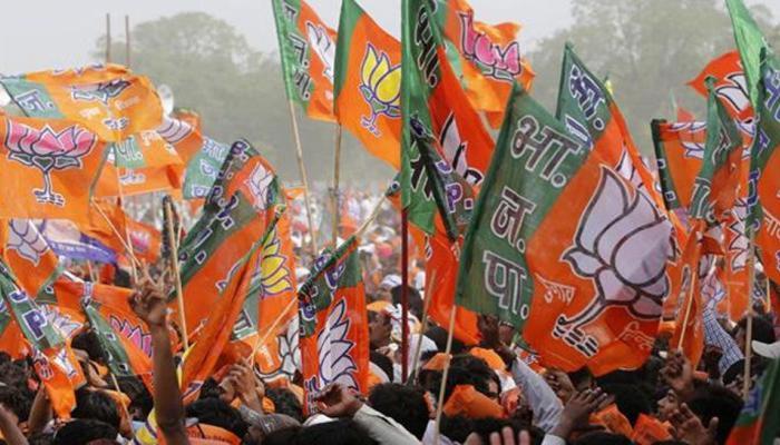 त्रिपुरा: पिछली बार मिले 1.5 प्रतिशत वोट, अबकी बार सत्ता की दहलीज तक BJP