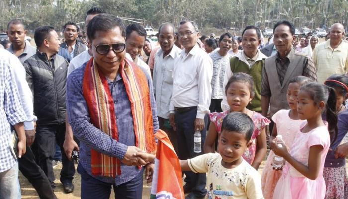 मेघालय चुनाव: मुख्यमंत्री मुकुल संगमा दोनों विधानसभा सीटों से जीते, BJP तीसरे नंबर पर