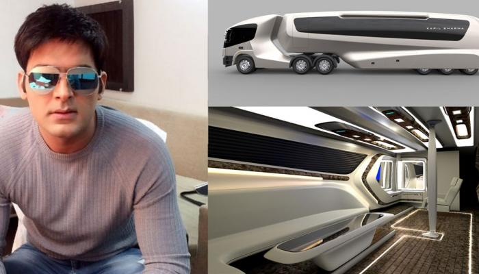 kapil sharma get new vanity van before his new show