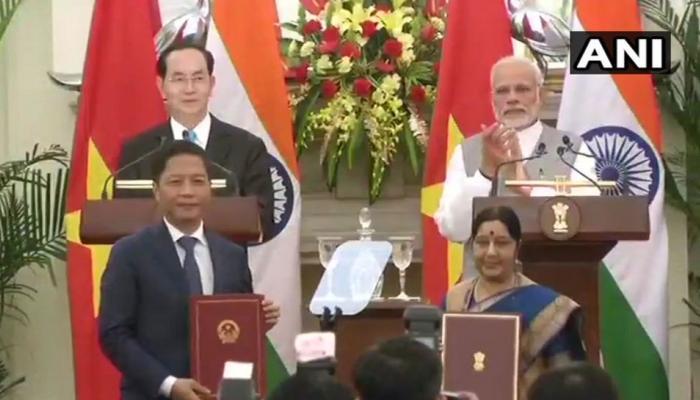 PM मोदी ने की वियतनाम के राष्ट्रपति कुआंग से मुलाकात, कई समझौतों पर हुए हस्ताक्षर