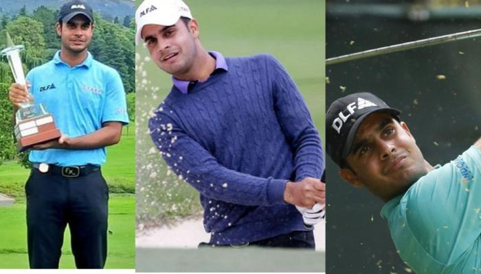 This Golf Player, Shubhankar Sharma is fastly going towards becoming Inidan Tiger Woods