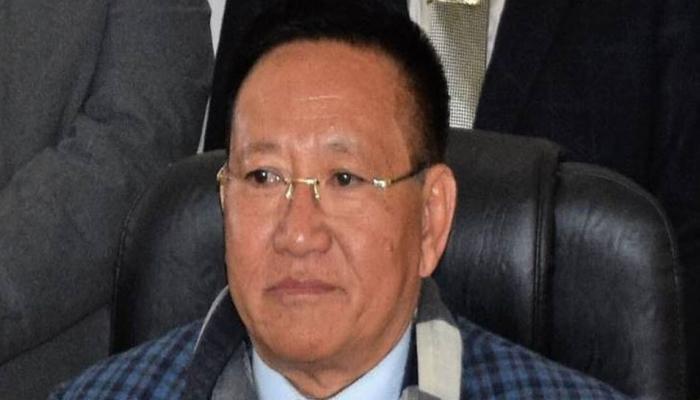 नागालैंड के मुख्यमंत्री जेलियांग ने 5000 से अधिक वोटों के अंतर से दर्ज की जीत
