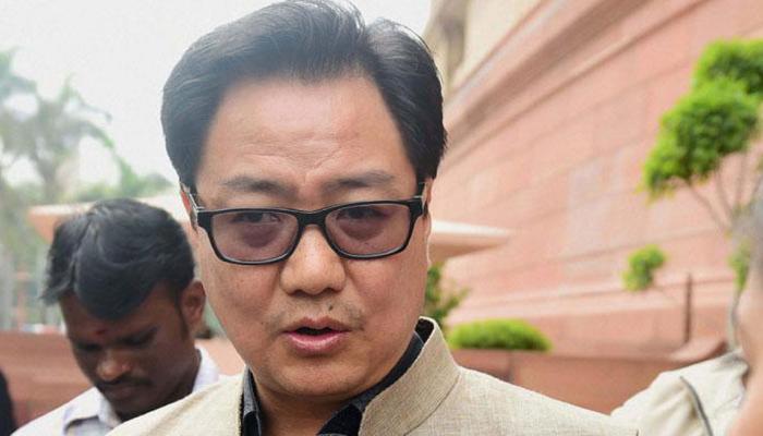 नागालैंड में सरकार बनाएगी बीजेपी, NPF के साथ हो सकता है गठबंधन : किरण रिजिजू