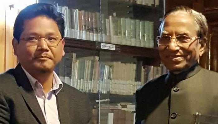 कोनराड संगमा होंगे मेघालय के नए मुख्यमंत्री, 6 मार्च को लेंगे सीएम पद की शपथ