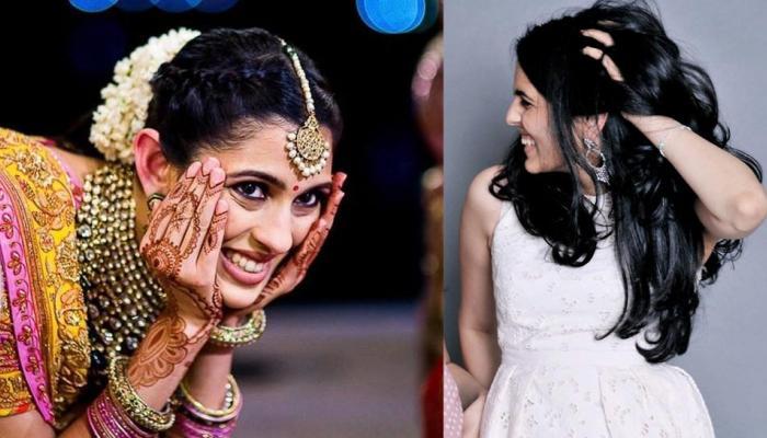 Look the photos of the Bride of Aakash Ambani