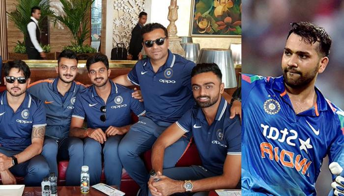Young team of Rohit Sharma is ready for Nidhas Trophy
