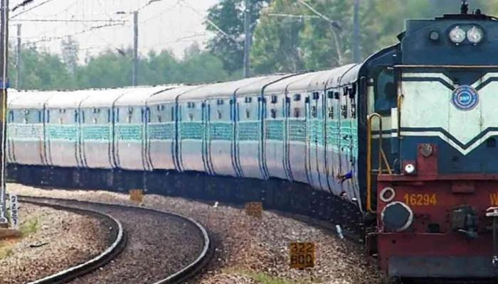 NRI ONLY: Man Commits Suicide By Jumping Off Railway Track, body divided into two parts