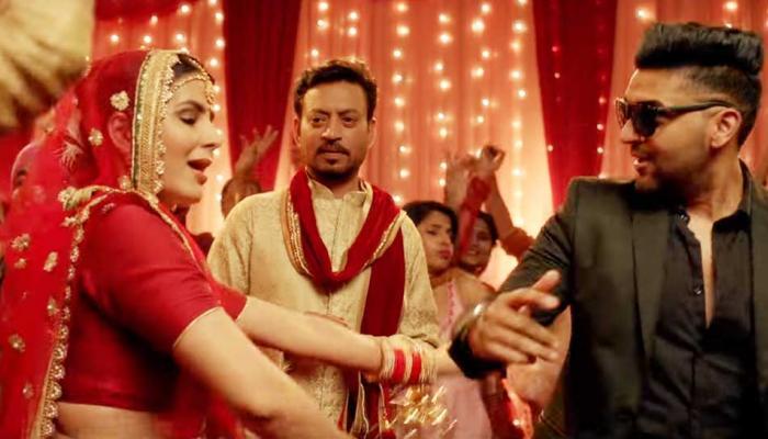'सूट सूट' के बाद 'Blackमेल' में 'पटोला' लेकर आई इरफान खान और गुरू रंधावा की जोड़ी