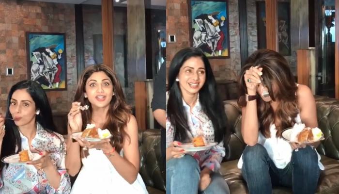 श्रीदेवी को याद करते हुए शिल्पा शेट्टी ने शेयर किया हंसते-मुस्कुराते लम्हों का यह प्यारा Video