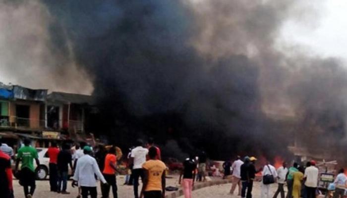 नाइजीरिया में आत्मघाती हमले में 3 लोगों की मौत, 18 अन्य घायल