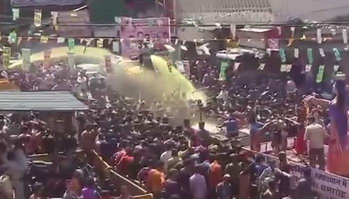 Rangpanchami celebrations in Bhopal Madhya Pradesh