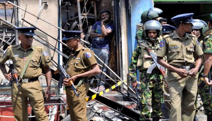 कैंडी में दंगों के बाद श्रीलंका में 10 दिनों के लिए आपातकाल की घोषणा की गई