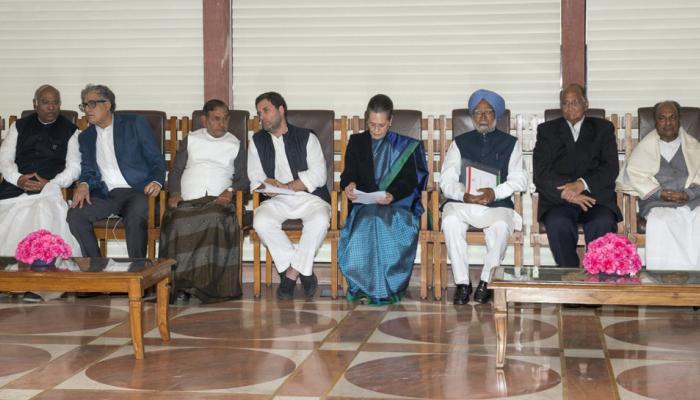 पीएम मोदी के खिलाफ विपक्ष को एकजुट करने के लिए सोनिया गांधी की 'डिनर डिप्लोमेसी'