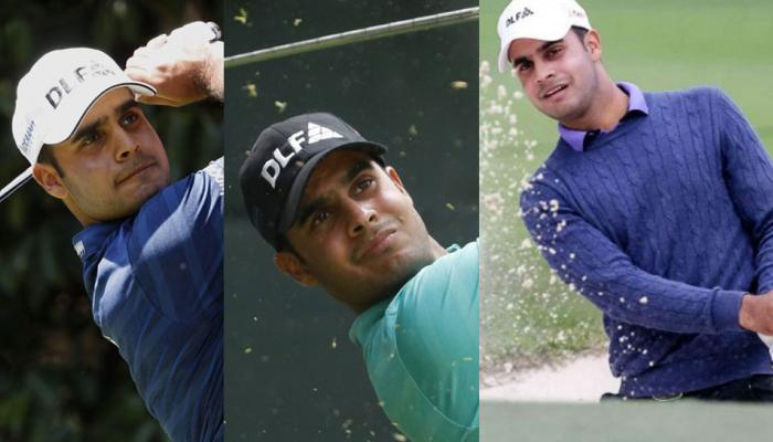 Golf Ranking : Shubhankar Sharma reaches on 66th Rank