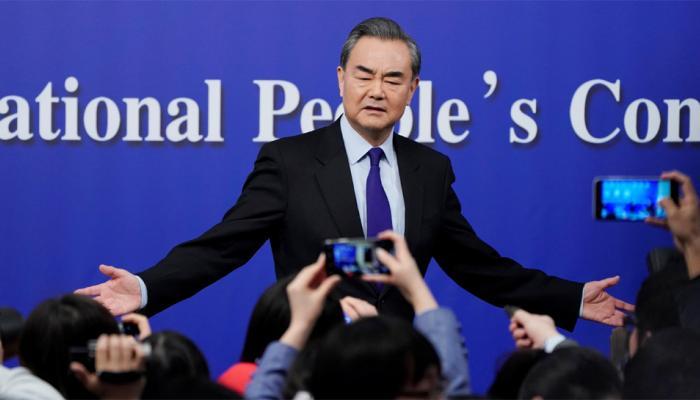 चतुष्कोणीय गुट से घबराया चीन, बोला -  समुद्र के झाग की तरह जल्द बिखर जाएंगे