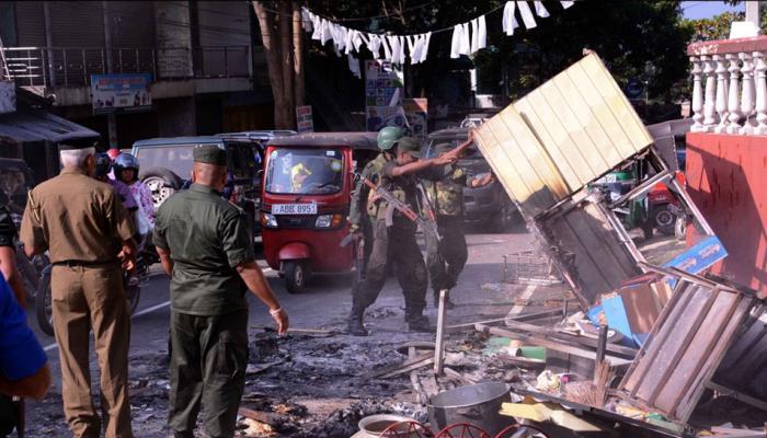 Again violence in Sri Lanka, Prime Minister Ranil Vikramasinghe dismissed from law and order responsibility