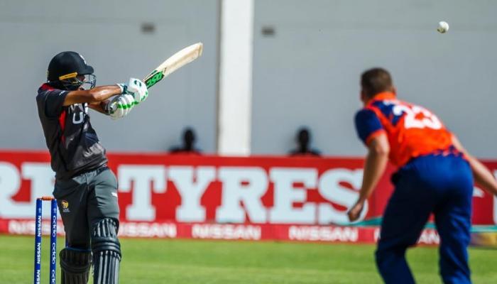 मुस्तफा की घातक गेंदबाजी से UAE ने नीदरलैंड को हराया