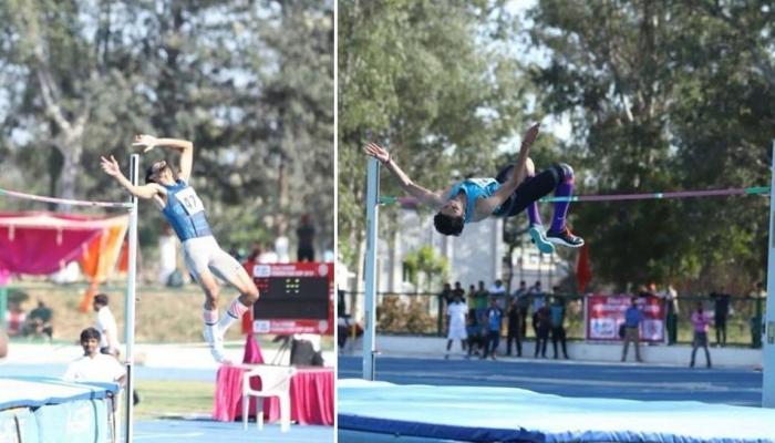 फेडरेशन कप: तेजस्वी शंकर ने रचा नया कीर्तिमान, ऊंची कूद में बनाया नेशनल रिकॉर्ड