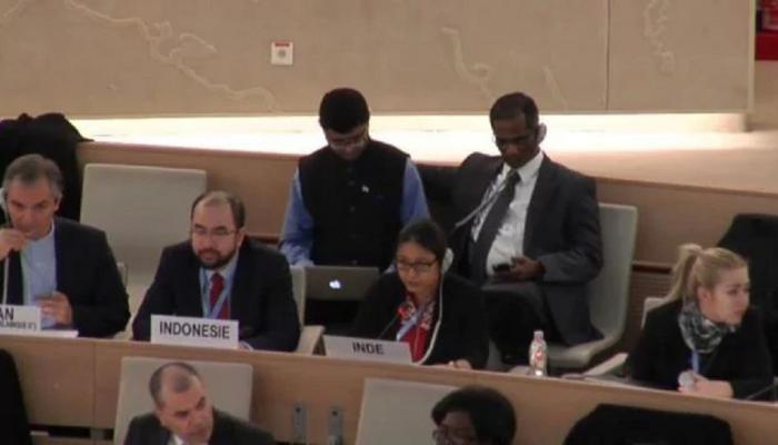 UN में भारत ने लगाई पाकिस्तान को लताड़, कहा- हमें अधिकार और लोकतंत्र का पाठ न पढ़ाएं