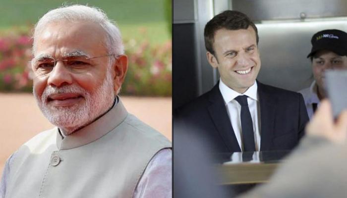 हिंद महासागर में चीन को मिलेगी चुनौती, साथ काम करेंगे भारत-फ्रांस