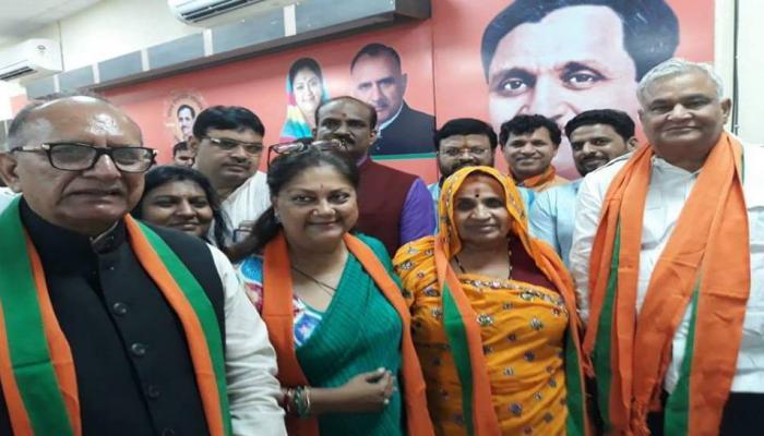 वसुंधरा राजे के धुर विरोधी रहे किरोड़ी लाल मीणा की 10 साल बाद BJP में वापसी
